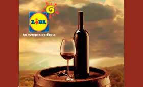 Tecnovino campana de vinos de Lidl