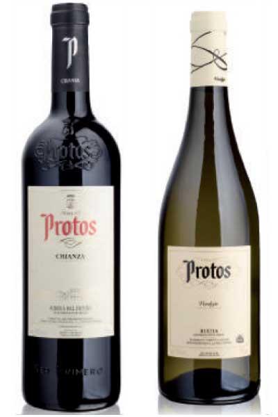 Tecnovino campana de vinos de Lidl Bodegas Protos