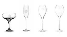 La copa ideal para tomar champagne