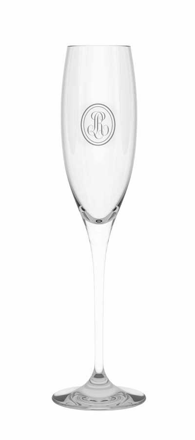 Tecnovino copa champagne Louis Roederer Flauta