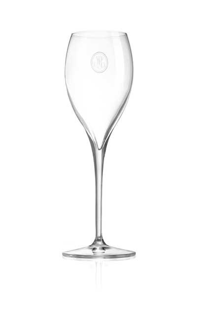 Tecnovino copa champagne Louis Roederer Tulipa