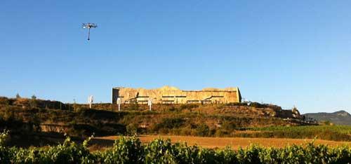 Tecnovino experiencia de Bodegas Torres Rioja