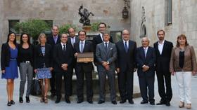 AECORK expone sus líneas estratégicas al Presidente de la Generalitat
