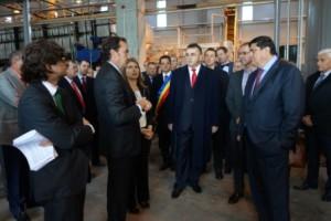 Tecnovino Agrovin inauguracion planta Rumania 3