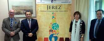 Tecnovino Ciudad Europea del Vino 2015 Reguengos de Monsaraz Jerez