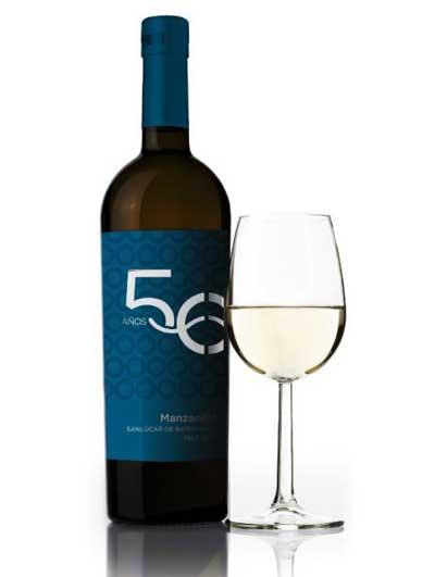 Tecnovino DO Manzanilla 50 aniversario
