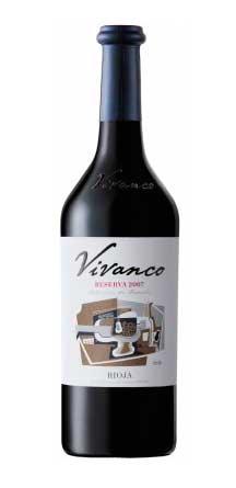 Tecnovino Vivanco Reserva 2008