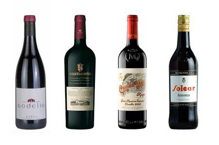 Tecnovino mejores vinos Wine Spectator 2