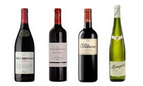 Tecnovino mejores vinos Wine Spectator
