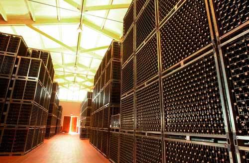 Tecnovino vino exportado Vega Sicilia 2