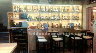 Tecnovino vinoteca Elche traspaso 2