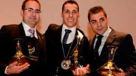 El Mejor Sumiller de España 2014 es Guillermo Cruz