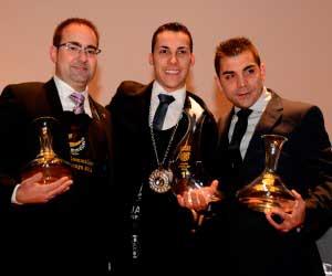 Tecnovino Mejor Sumiller de Espana 2014 UAES