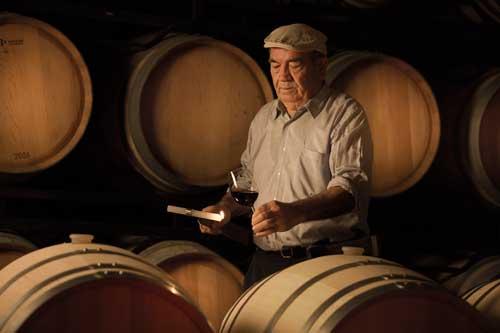 Tecnovino Ochenta Eguren Ugarte vino Vitorino Eguren