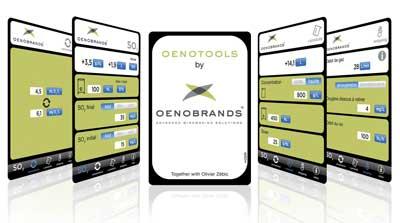 Tecnovino Oenotools 3 Oenobrands