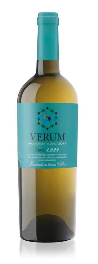 Tecnovino Verum Cuvee 1222 Sauvignon Blanc 2012