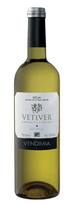 Tecnovino Vetiver 2012 vino Bodegas Ontanon