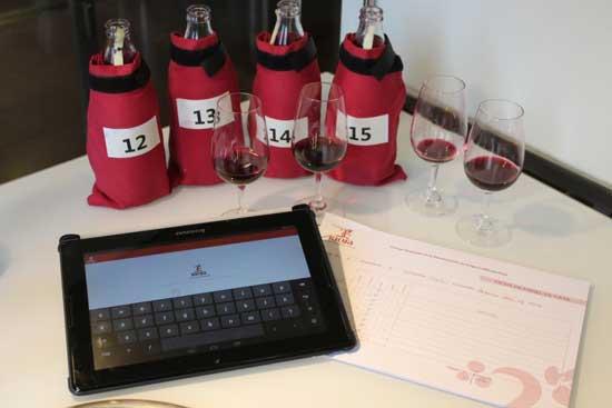 Tecnovino denominaciones de origen Rioja