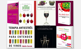 Tecnovino libros y guias de vino