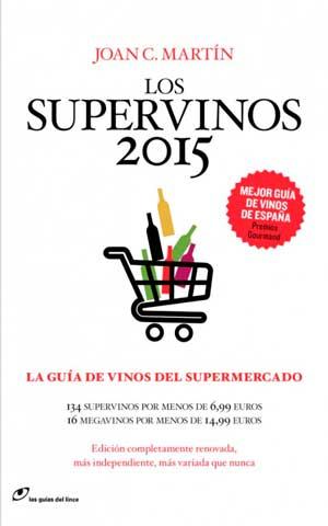 Tecnovino libros y guias de vino Supervinos 2015
