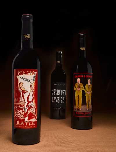 Tecnovino vino Reserva Privada 2011 Macia Batle anadas