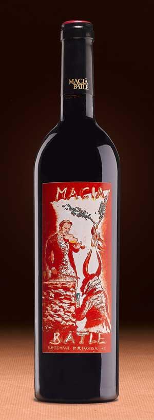 Tecnovino vino Reserva Privada 2011 Macia Batle