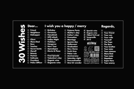 Tecnovino 50 Reasons y 30 Wishes vinos 4