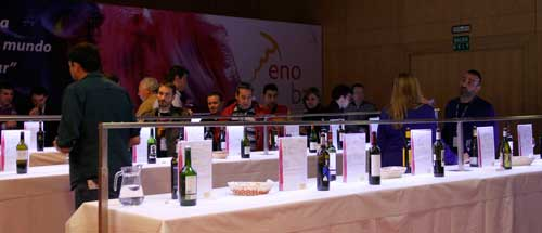 Tecnovino Enofusion 2015 EnoBar
