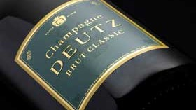 González Byass se hace con la distribución en España del champán Deutz