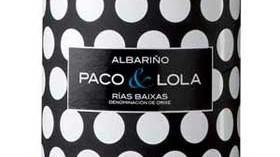 Paco & Lola, un albariño fresco y divertido