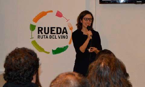 Tecnovino Ruta del Vino de Rueda presentacion