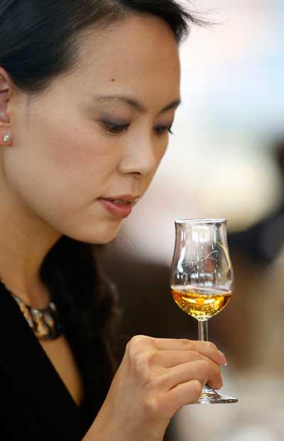Tecnovino vinos emergentes Prowein China