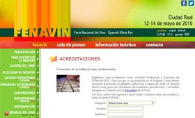 Tecnovino Fenavin acreditación online