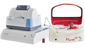 Miura 200 y Bacchus 3, los analizadores todoterreno de TDI