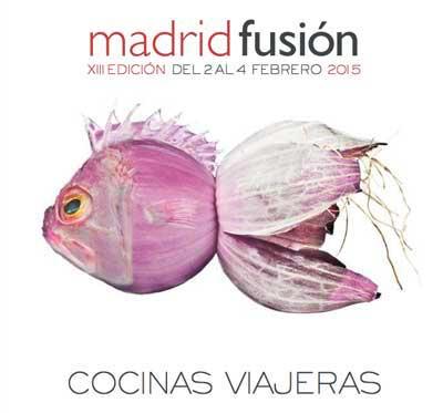 Tecnovino alta cocina y vino Madrid Fusion Enofusion