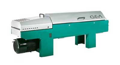 Tecnovino proceso de extraccion de las uvas GEA Westfalia Separator
