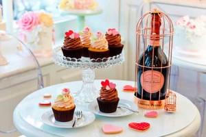 Tecnovino vinos que enamoran Cuvee Rose Laurent Perrier