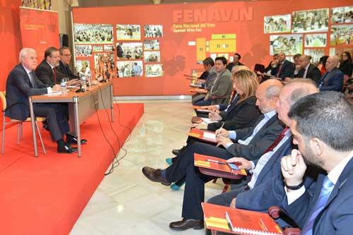 Tecnovino Fenavin 2015 presentacion 2