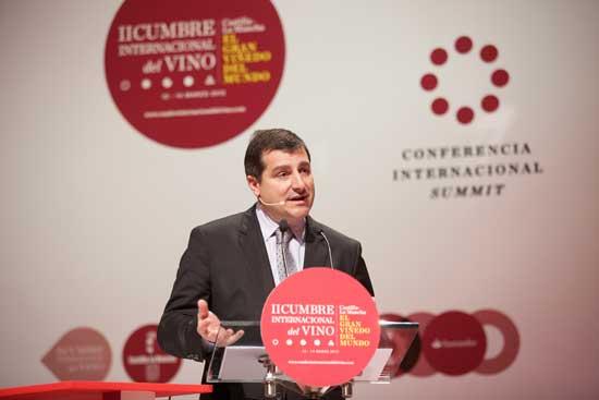 Tecnovino II Cumbre Internacional del Vino Roca