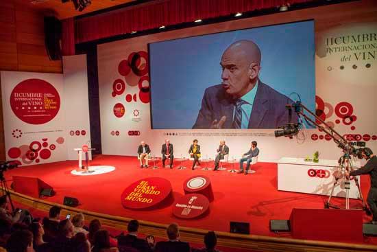 Tecnovino II Cumbre Internacional del Vino sumilleres