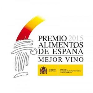 Tecnovino Premio Alimentos de Espana al Mejor Vino 2015
