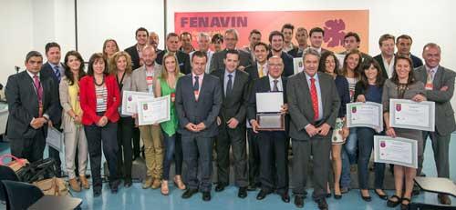 Tecnovino Premios Airen por el Mundo 2015 foto