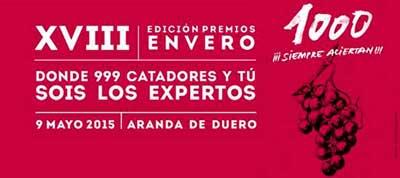Tecnovino Premios Envero 2015 logo