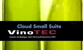 Tecnovino Vinotec Cloud Small Suite Tipsa