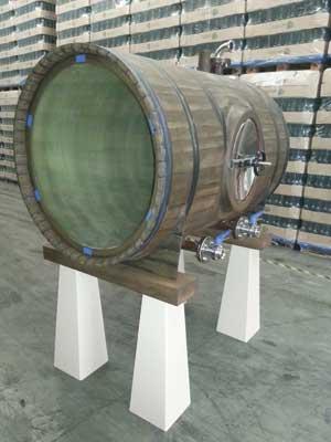Tecnovino depositos para elaborar vino Coemastur