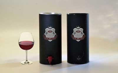 Tecnovino envases para vino Packintube