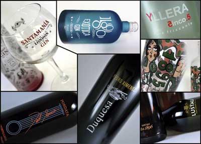 Tecnovino envases para vino Vitriglass