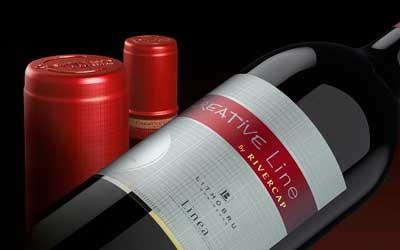 Tecnovino etiquetado y capsulado de vinos Creative Line