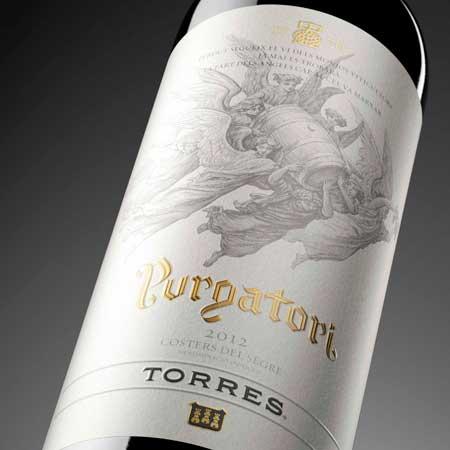 Tecnovino vino Purgatori Bodegas Torres