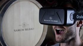 Bodegas Ramón Bilbao ofrece a sus visitantes un viaje con realidad virtual